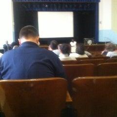 Das Foto wurde bei Clara Barton High School von Botip Ewo B. am 6/7/2012 aufgenommen