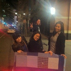 Photo taken at On The Back Of A Rickshaw by CAADI D. on 3/24/2012