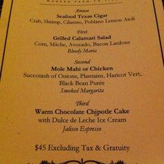 Photo taken at Asador Restaurant by Susan C. on 3/10/2012