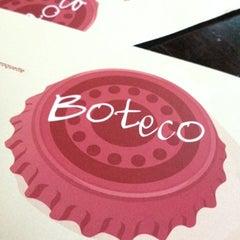 Photo taken at Boteco Miami by Angel M. on 7/26/2012