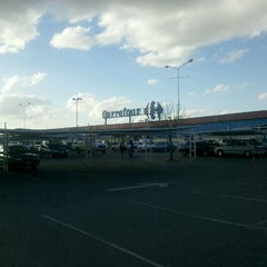Photo taken at Carrefour by Sergio B. on 9/10/2012