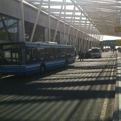 Photo taken at Terminal 3 by Mostafa I. on 3/18/2012