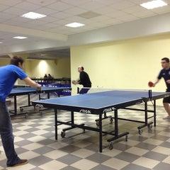 Photo taken at STIGA (Tenis de masă) by Pavel N. on 4/23/2012