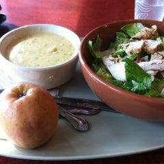 Photo taken at Panera Bread by Nancy T. on 3/22/2012