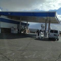 Photo taken at Chevron by Jay Z. on 2/19/2012