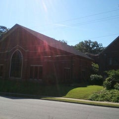 Photo taken at Immanuel Lutheran Church by Lionel S. on 5/20/2012