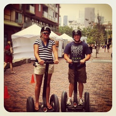 Photo taken at Segway of Ontario by Marshall E. on 7/15/2012