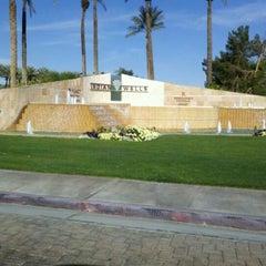 Photo taken at Hyatt Regency Indian Wells Resort & Spa by Maria L. on 3/12/2012