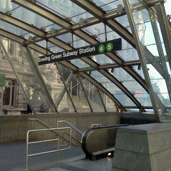 Photo taken at MTA Subway - Bowling Green (4/5) by Dmitry F. on 2/20/2012