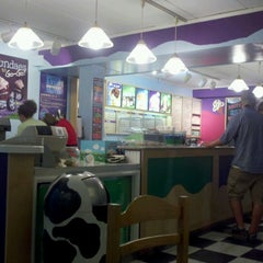 Photo taken at Ben & Jerry's by TNHawkman on 7/5/2012
