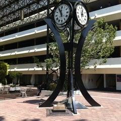 Photo taken at Universidad La Salle by Rodrigo C. on 4/10/2012