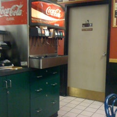 Photo taken at Fernando's Cafe by Saphira S. on 6/18/2012