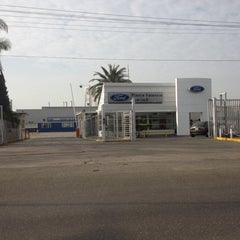 Photo taken at Ford Motor de Venezuela by Miguel A. on 3/17/2012