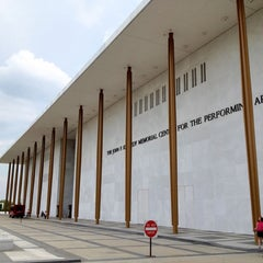 Photo taken at The John F. Kennedy Center for the Performing Arts by Onno F. on 8/4/2012