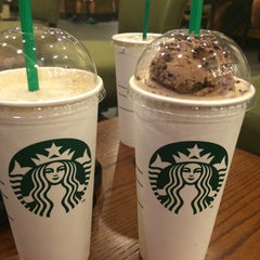 Photo taken at Starbucks Coffee by Geraldine d. on 9/15/2015
