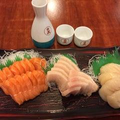 Photo taken at Fish Mart Sakuraya by Anne K. on 7/6/2015