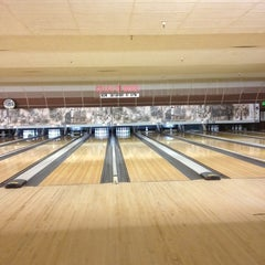 Photo taken at Linbrook Bowling Center by Cooper J. on 11/25/2012