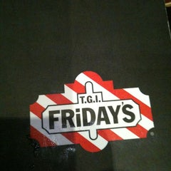 Photo taken at T.G.I. Friday's by Craig J. on 12/17/2012