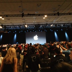 Photo taken at Moscone Center by AZ on 6/10/2013