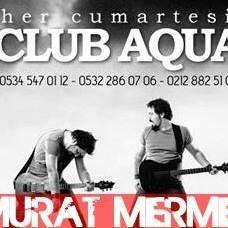 Photo taken at Club Aqua by Club Aqua on 2/28/2014