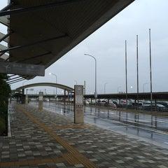 Photo taken at 出雲空港ターミナル by Thiago G. on 10/21/2014