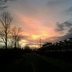 Photo taken at Station Tiel Passewaaij by Henk v. on 2/20/2014