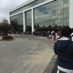 Photo taken at Oracle Plaza by martina s. on 5/16/2015