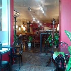 Photo taken at Café Lézard by Jean-Pierre L. on 3/17/2015