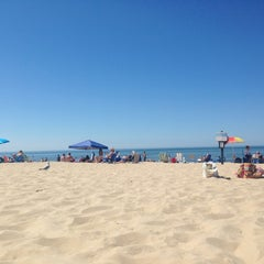 Photo taken at Grand Haven State Park by Jason S. on 8/10/2013