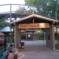 Photo taken at Coastersaurus by Erik B. on 2/23/2013