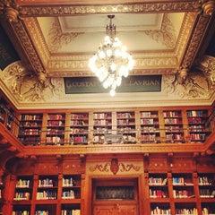 """Photo taken at Biblioteca Centrală Universitară """"Carol I"""" by Carina E. on 5/18/2013"""