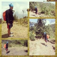 Photo taken at Taman Nasional Gunung Merbabu by Muadzin A. on 1/14/2014