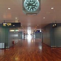 Photo taken at Stockholm-Arlanda Airport (ARN) by Rashdan R. on 10/8/2013