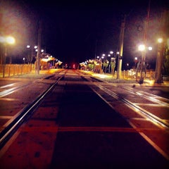 Photo taken at Palm Avenue Trolley Station by Gabrielito F. on 8/1/2015