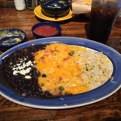Photo taken at On The Border Mexican Grill & Cantina by Arpit S. on 7/15/2015