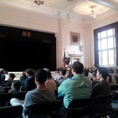 Photo taken at Warren Easton Senior High School by Ron M. on 5/9/2013