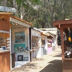 Photo taken at Sawdust Art Festival by Christen R. - DivasandDorks.com on 7/1/2013