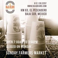Photo taken at Baja Beans Roasting Company by Baja Beans Roasting Company on 6/9/2014