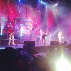 Photo taken at The Barnyard Theatre by Batandwa C. on 9/10/2013