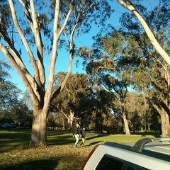 Photo taken at Telopea Park by Gavin M. on 6/8/2014