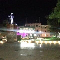 Photo taken at Plaza de Armas by Marce V. on 4/27/2016