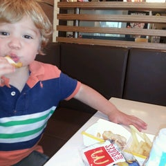 Photo taken at McDonalds by Cindy S. on 7/6/2013