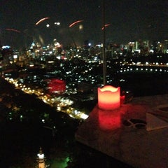 Photo taken at Sofitel So Bangkok by KEn T. on 5/5/2013
