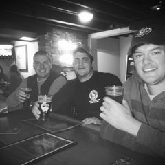 Photo taken at Pat's Pizza (Old Port) by Josh R. on 10/11/2014