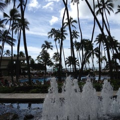 Photo taken at Super Pool and Keiki Pool (Children's Pool) by Frosty on 10/22/2012