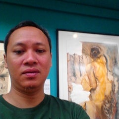 Photo taken at Museum Affandi by Hendro R. on 8/1/2014