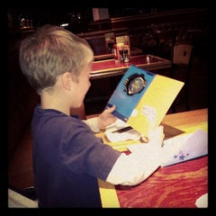 Photo taken at Red Robin Gourmet Burgers by Kevin S. on 1/23/2013