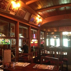 Photo taken at The Old Spaghetti Factory by Eric C. on 3/24/2013