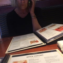 Photo taken at Red Lobster by Sidney P. on 11/12/2014