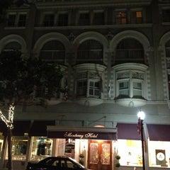 Photo taken at The Monterey Hotel by Jobana on 7/9/2013